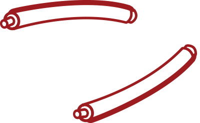 Curved Springbars