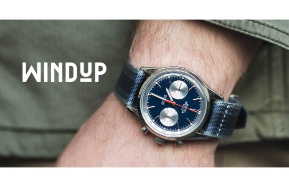 Wind Up Watch Shop: Latest US Stockist