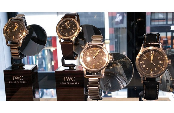 IWC Mk11 London Pilot's Watch Exhibition