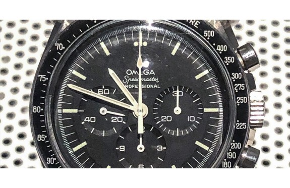 The Pete Conrad Speedmaster